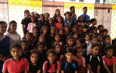 JHS congratulates all the winners for their constant efforts under the guidance of Ms Pallavi Nadakarni