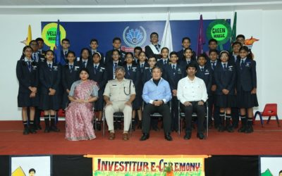 JHS conducted spellathon competition for grade I and II